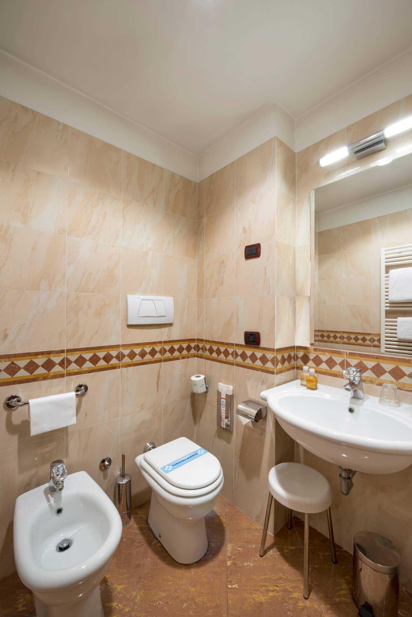 Camera Singola Hotel 3 Stelle a Milano | Lancaster Hotel