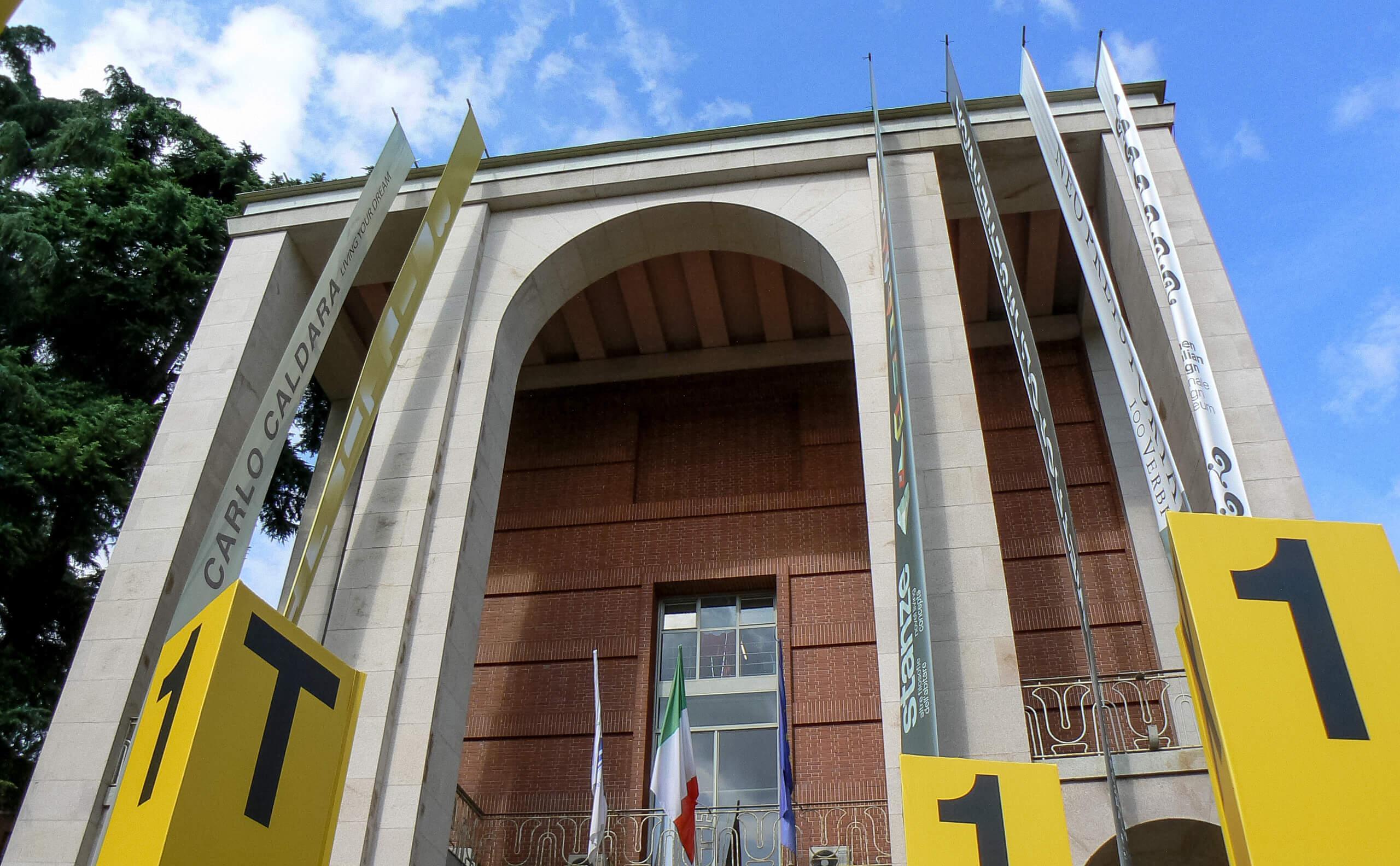 Triennale palazzo dell 39 arte lancaster hotel for Viale alemagna 6 milano